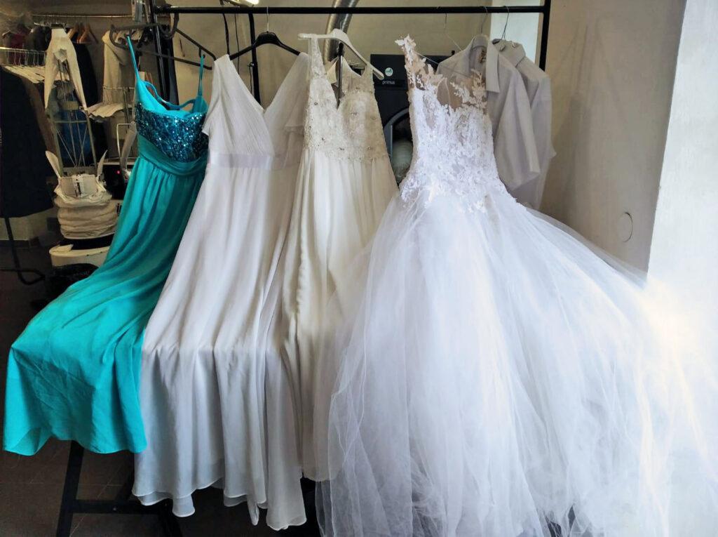 čistírna svatebních šatů a kostýmů dobříš
